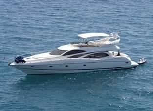 Sunseeker 64 (code:MGM 8) - Kastel Gomilica - Charter boten Kroatië