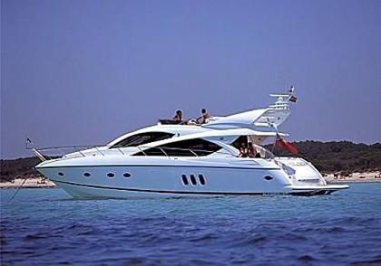 Sunseeker 60 (code:MGM 11) - Kastel Gomilica - Charter plavidlá Chorvátsko
