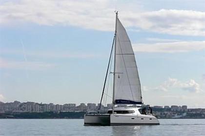 Nautitech 40 (code:NRE 2) - Kastel Gomilica - Charter plavidlá Chorvátsko