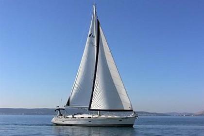 Bavaria 50 Cruiser (code:NRE 5) - Kastel Gomilica - Charter hajókHorvátország