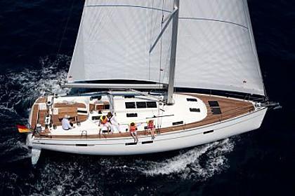 Bavaria 45 (code:NRE 8) - Kastel Gomilica - Charter ships Croatia