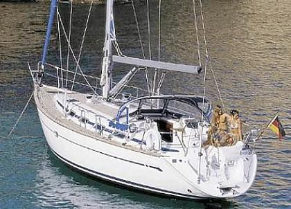 Bavaria 42 Cruiser (code:NRE 12) - Каштель Гомилица - Чартер ХорватияХорватия