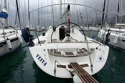 Elan 37 (code:NRE 15) - Kastel Gomilica - Charter Boote Kroatien