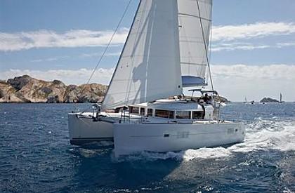 Lagoon 400 (code:NRE 21) - Sibenik - Charter navi Croazia