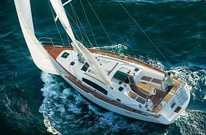 Beneteau Oceanis 40 (code:NRE 29) - Sibenik - Charter ships Croatia