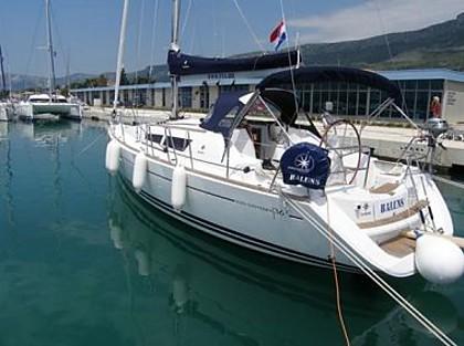 Jeanneau SO 36I (code:NRE 31) - Sibenik - Charter Boote Kroatien