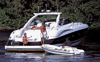 Sunseeker Predator 58 (code:CRY 5) - Trogir - Charter Boote Kroatien
