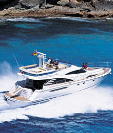 Fairline Squadron 58 (code:CRY 7) - Sibenik - Charter embarcation Croatie
