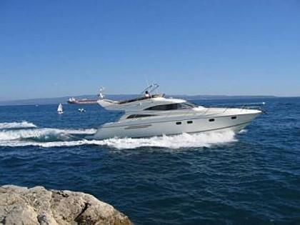 Princess 56 (code:CRY 9) - Split - Charter plovila Hrvaška