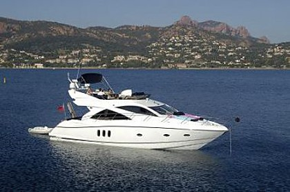 Sunseeker Manhattan 50 (code:CRY 15) - Split - Charter navi Croazia