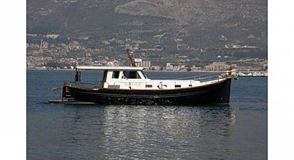 Menorquin 160 (code:CRY 16) - Murter - Charter plovila Hrvaška