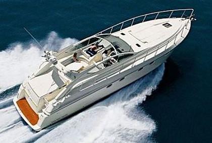 Dalla Pieta Altair 48 (code:CRY 22) - Split - Charter plovila Hrvatska