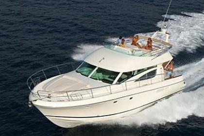 Jeanneau Prestige 46 (code:CRY 29) - Split - Charter embarcation Croatie