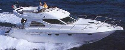 Cranchi Atlantique 40 (code:CRY 44) - Split - Charter hajókHorvátország