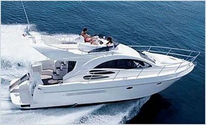 Azimut 39 (code:CRY 58) - Sukosan - Charter boten Kroatië