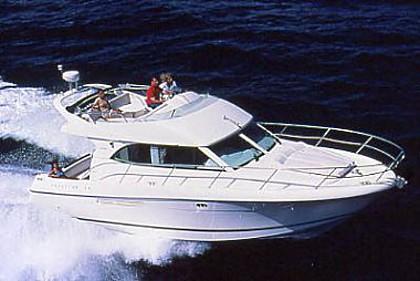 Jeanneau Prestige 36 (code:CRY 77) - Split - Charter embarcation Croatie