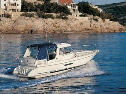 Marex 280 Holiday (code:CRY 94) - Sibenik - Charter Boote Kroatien