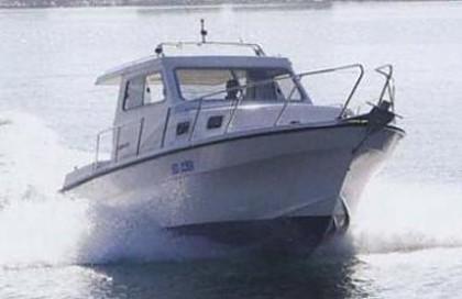 Damor 800 (code:CRY 97) - Murter - Charter boten Kroatië