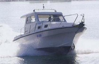 Damor 800 (code:CRY 97) - Murter - Charter ships Croatia