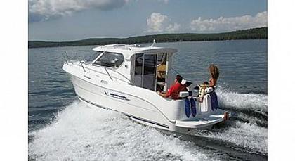 Quicksilver 750 (code:CRY 102) - Zadar - Charter boten Kroatië