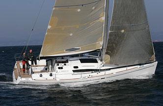 Elan 410 (code:CRY 111) - Kastel Gomilica - Charter Boote Kroatien