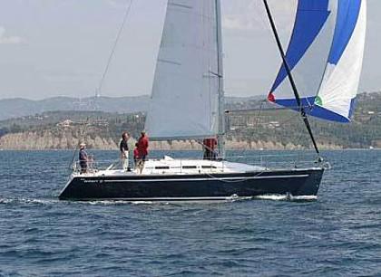 Elan 37 (code:CRY 112) - Kastel Gomilica - Charter boten Kroatië