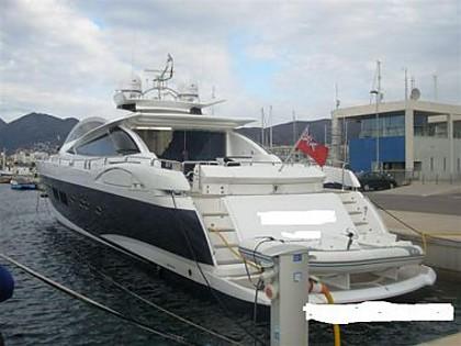 Sunseeker Predator 108 (code:CRY 123) - Split - Charter plovila Hrvatska