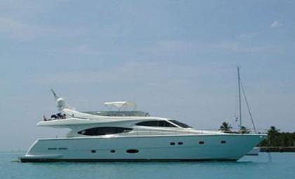 Ferretti Yacht 760 (code:CRY 129) - Split - Charter boten Kroatië