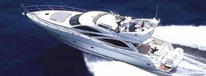 Sunseeker Manhattan 64 (code:CRY 133) - Split - Charter ships Croatia