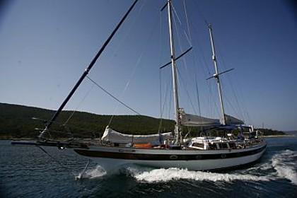 Scorpio 72 Sinbadsan (code:CRY 134) - Split - Charter ships Croatia