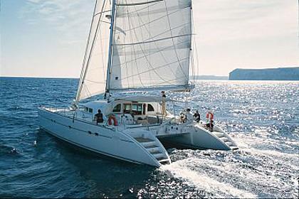 Lagoon 570 (code:CRY 136) - Split - Charter Boote Kroatien