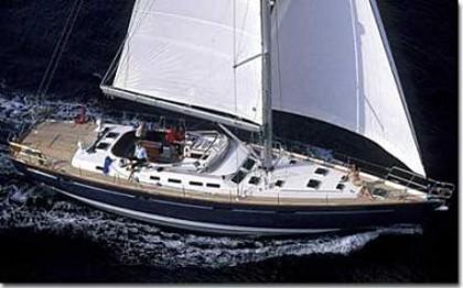 Beneteau 57 (code:CRY 137) - Sibenik - Charter hajókHorvátország