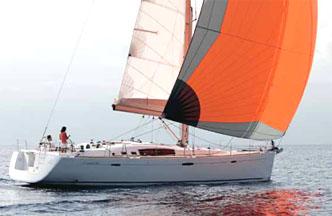 Beneteau Oceanis 54 (code:CRY 140) - Примоштен - Чартер ХорватияХорватия