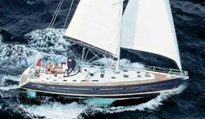 Beneteau Oceanis 523 (code:CRY 141) - Примоштен - Чартер ХорватияХорватия