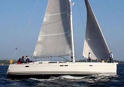 Hanse 540 (code:CRY 142) - Kastel Gomilica - Charter boten Kroatië