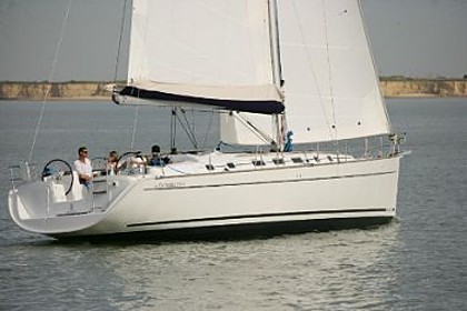 Beneteau Cyclades 50,4 (code:CRY 144) - Primosten - Charter ships Croatia