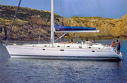 Beneteau 50 (code:CRY 148) - Primosten - Charter ships Croatia