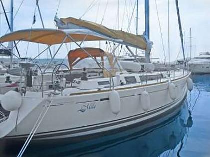 Dufour 525 (code:CRY 150) - Kastel Gomilica - Charter ships Croatia