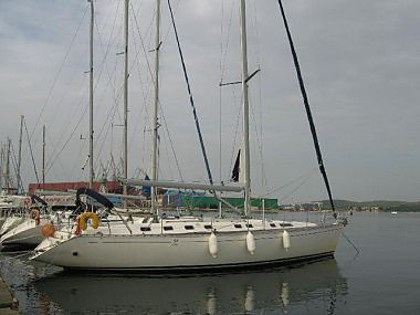 Dufour 50 (code:CRY 154) - Pula - Charter ships Croatia