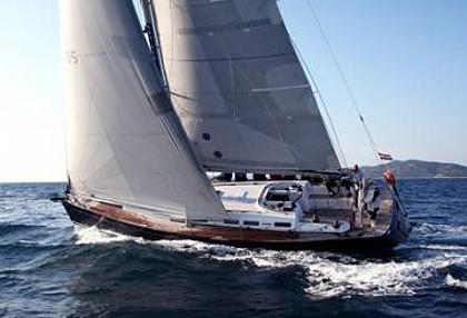 Grand Soleil 50 (code:CRY 160) - Sibenik - Charter boten Kroatië