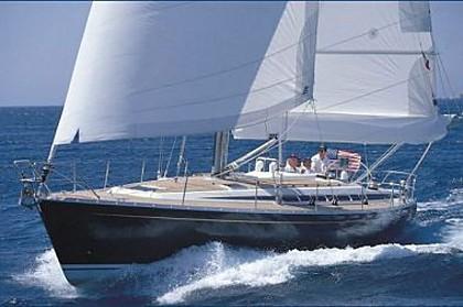 Grand Soleil 46,3 (code:CRY 166) - Sibenik - Charter boten Kroatië