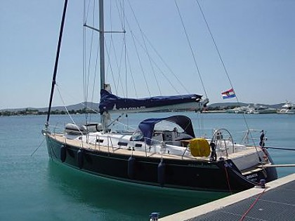 Salona 45 Owner Version (code:CRY 184) - Kastel Gomilica - Charter ships Croatia
