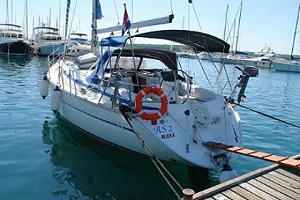 Bavaria 42 (code:CRY 185) - Murter - Charter ships Croatia