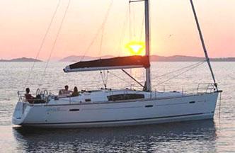 Beneteau Oceanis 43 (code:CRY 193) - Sukosan - Charter Boote Kroatien