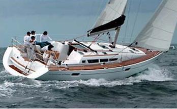 Jeanneau SO 42,2 (code:CRY 200) - Pula - Charter hajókHorvátország