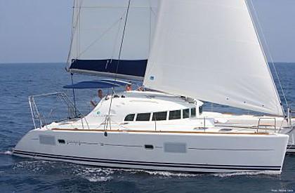 Lagoon 410 (code:CRY 206) - Murter - Charter Boote Kroatien