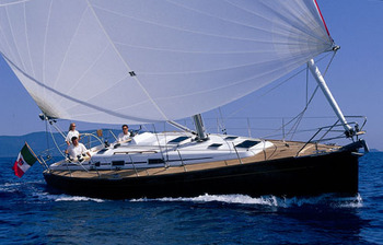 Grand Soleil 40 (code:CRY 209) - Sibenik - Charter embarcation Croatie