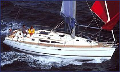 Jeanneau SO 40,3 (code:CRY 210) - Split - Charter plovila Hrvatska