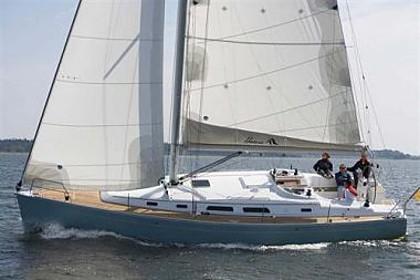 Hanse 400 (code:CRY 213) - Sukosan - Charter ships Croatia