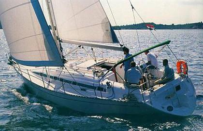 Sas Vektor 401 (code:CRY 214) - Sukosan - Charter ships Croatia